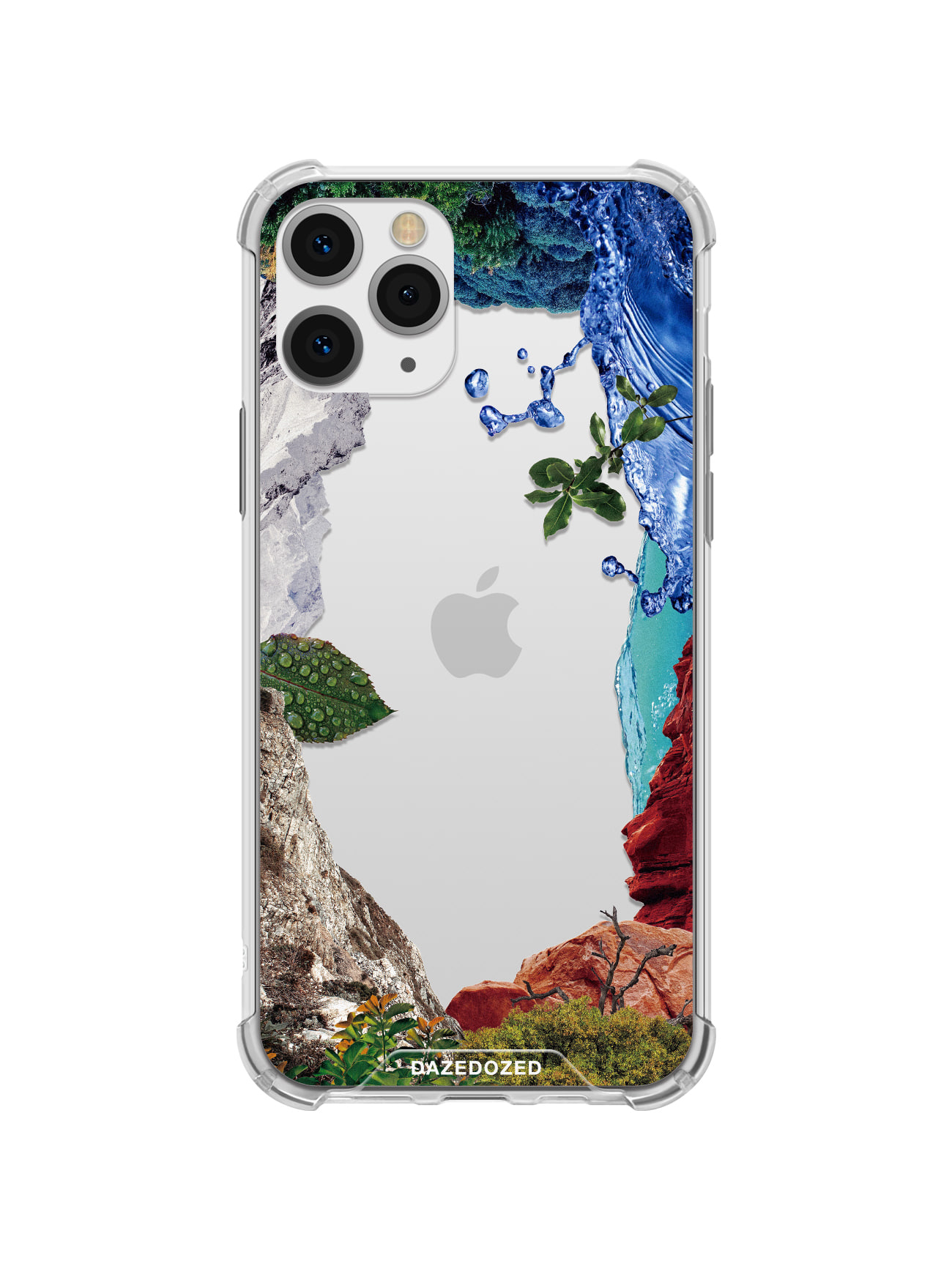 Natural Collage Phone Case